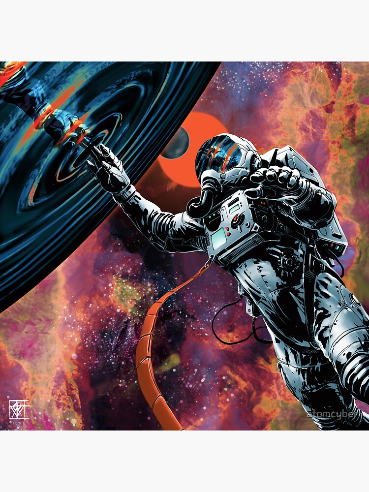Stargazer by atomcyber