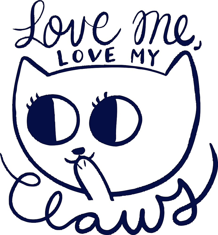 Love Me, Love my Claws by Beth Spencer