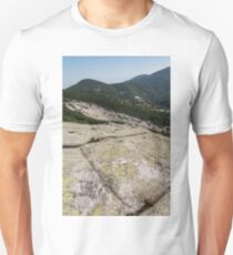 Rock Power from the Past - Ancient Thracian Ceremonial Site Belintash Unisex T-Shirt