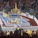 Traditional Thai Art by Keith Molloy
