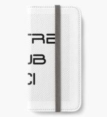 PUB iPhone Flip-Case/Hülle/Klebefolie