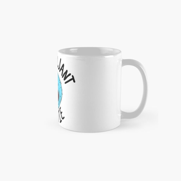 Mr Meeseeks; I Just Want to Die Classic Mug