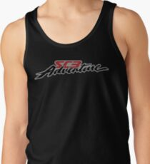 SC3 Adventure Tees and Stickers 3 Color Logo Tank Top
