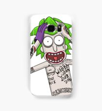 I'm just going to wubba lubba dub dub you real bad Samsung Galaxy Case/Skin
