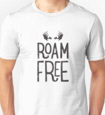Roam Free - NZ Unisex T-Shirt