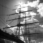 Cutty Sark by BlueShift