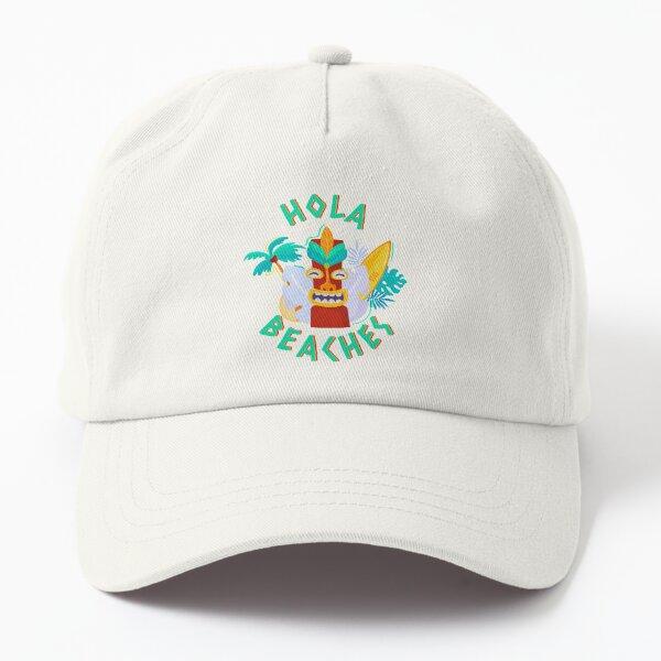 Hola Beaches Dad Hat