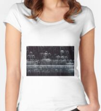 ZOMBIES (Zombies) Women's Fitted Scoop T-Shirt