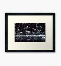 ZOMBIES (Zombies) Framed Print