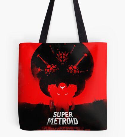 Super Metroid Tote Bag