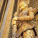 Demon Warrior, Thailand by Keith Molloy