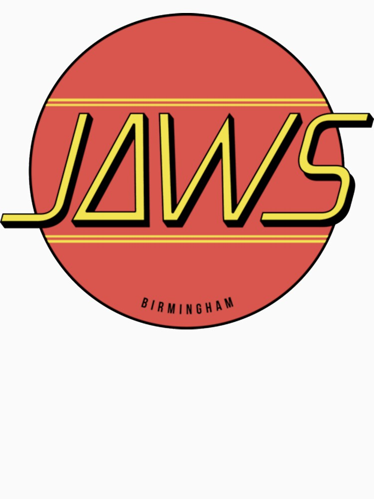 JAWS Band Logo by imagineowens