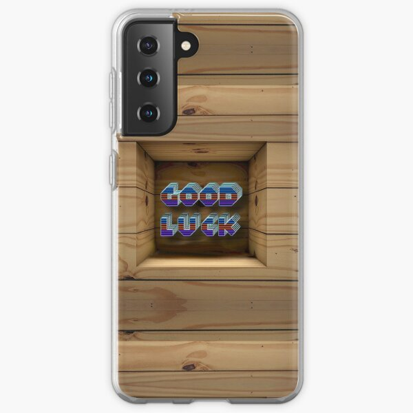 Good Luck  Samsung Galaxy Soft Case