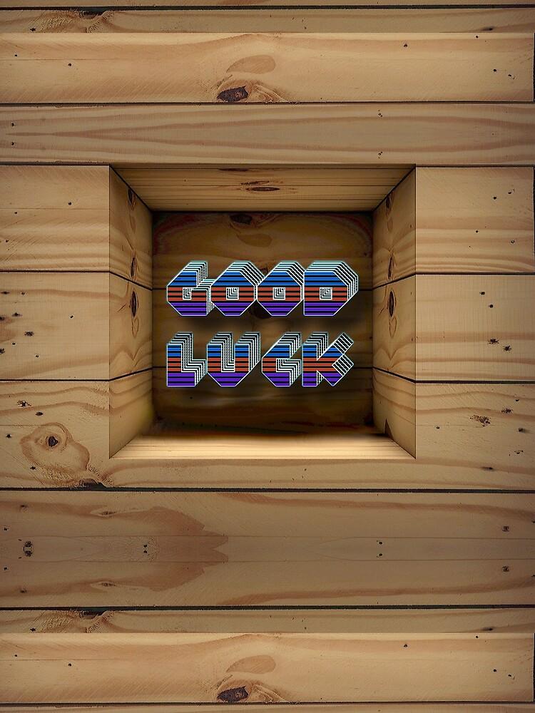 Good Luck  by vkdezine