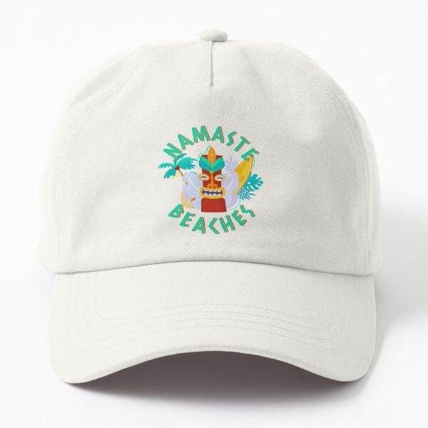 Namaste Beaches Dad Hat