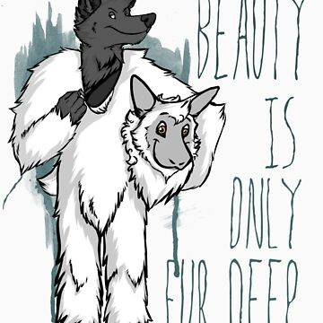 Only Fur Deep by EdgeDestroys