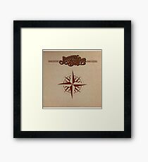 jimmy buffett Changes in Latitudes, Changes in Attitudes heru Framed Print