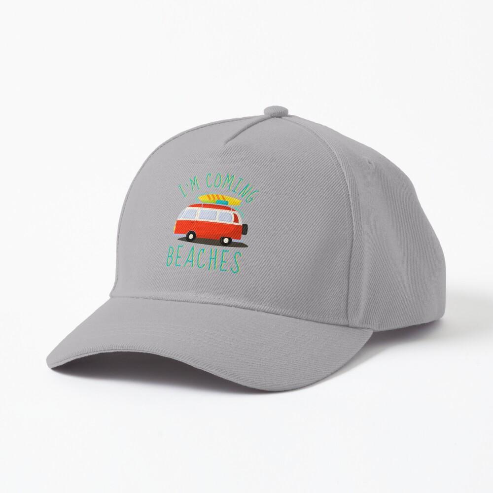 I'm Coming Beaches Cap