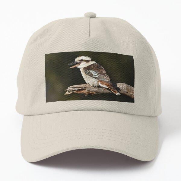 Laughing Kookaburra Dad Hat