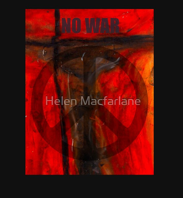 No War with Text by Helen Macfarlane