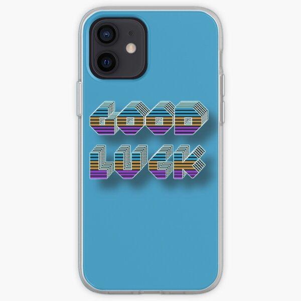 Good Luck 2 iPhone Soft Case