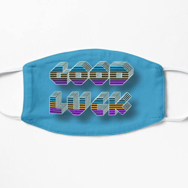 Good Luck 2 Flat Mask