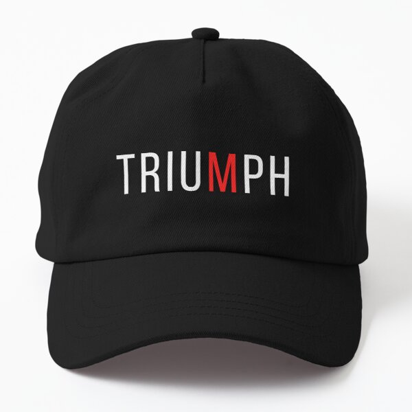 TRIUMPH - Inspiration and Motivation for Your Day Dad Hat
