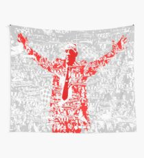 Shankly Kop Wall Tapestry