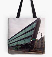 Ship Building Tote Bag