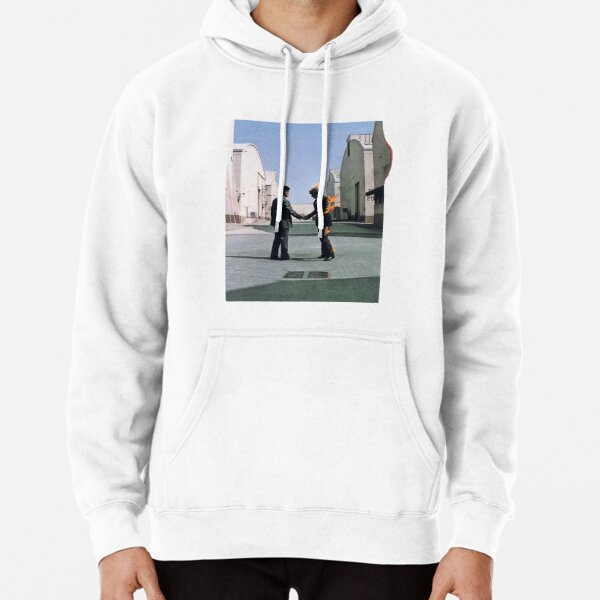 [HIGH QUALITY] Pink Floyd Wish You Were Here Arwork Pullover Hoodie