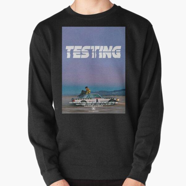 A$AP TESTING Pullover Sweatshirt
