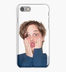 Matthew Gray Gubler Random Picture iPhone Case/Skin