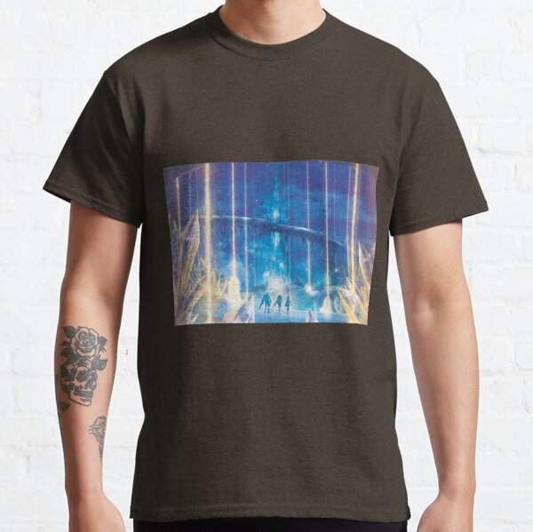 Valak Mountains by Night Classic T-Shirt