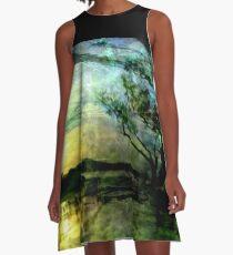 Enlightenment A-Line Dress