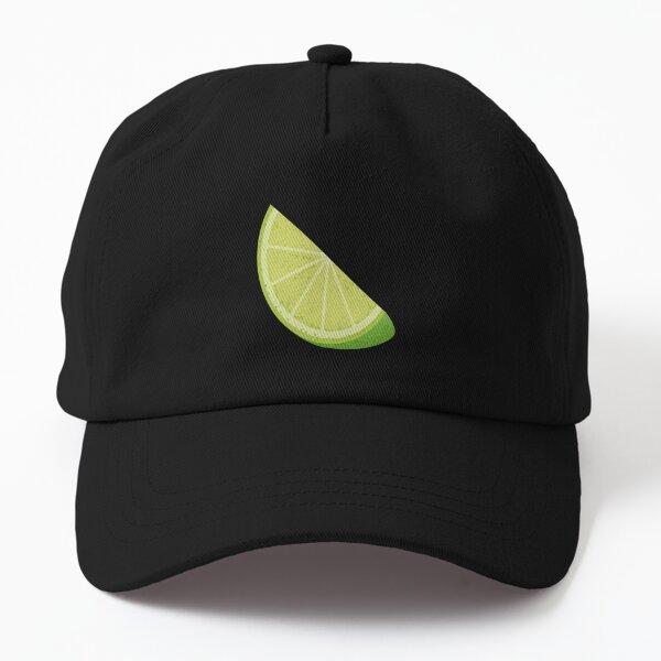 Lime Slice Dad Hat