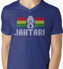 Jahtari Men's V-Neck T-Shirt
