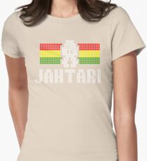 Jahtari Womens Fitted T-Shirt