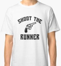 Shoot The Runner - Kasabian  Classic T-Shirt