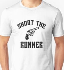 Shoot The Runner - Kasabian  T-Shirt
