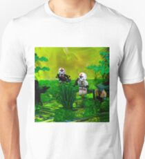 Diorama - The Green Planet Unisex T-Shirt