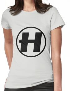 Hospital Records Logo - DnB Womens Fitted T-Shirt