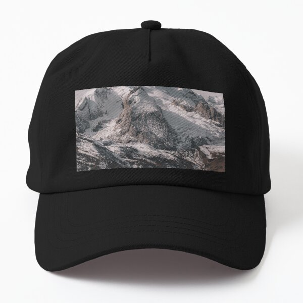 Snowy Mountains Dad Hat