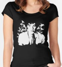 In His Mind Palace Women's Fitted Scoop T-Shirt