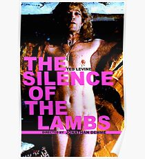 THE SILENCE OF THE LAMBS 13 Poster