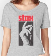 Stax Records Women's Relaxed Fit T-Shirt