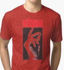 Stax Records Tri-blend T-Shirt
