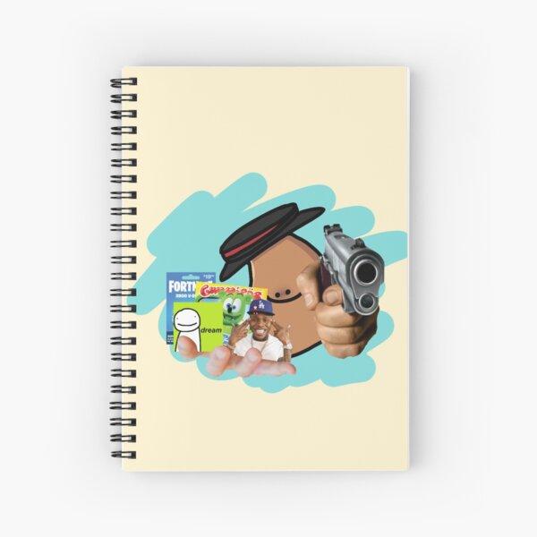 Potato offers Spiral Notebook