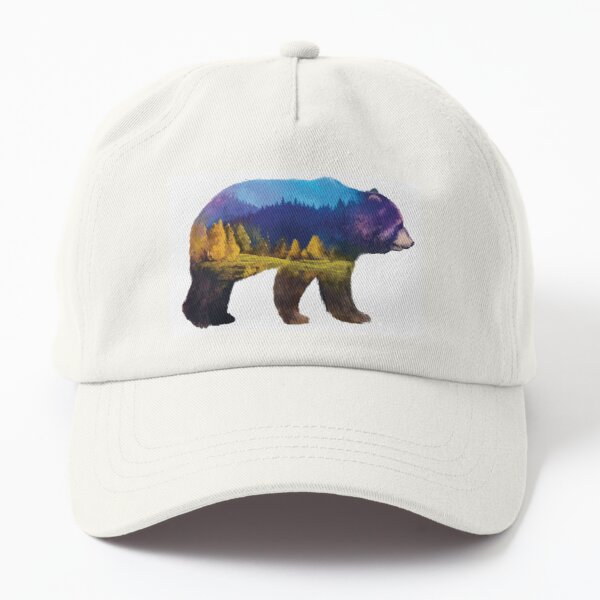 Bear Dad Hat
