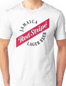 Jamaica Red Stripe Lager Beer Unisex T-Shirt