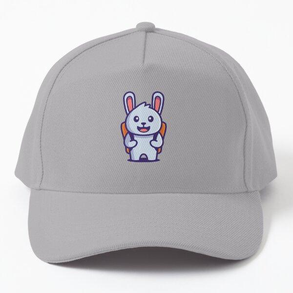 Rabbit Baseball Cap